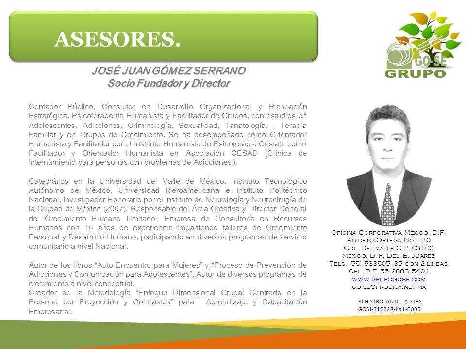 Oficina Corporativa México, D.F. Aniceto Ortega No.