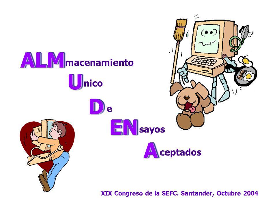 XIX Congreso de la SEFC.