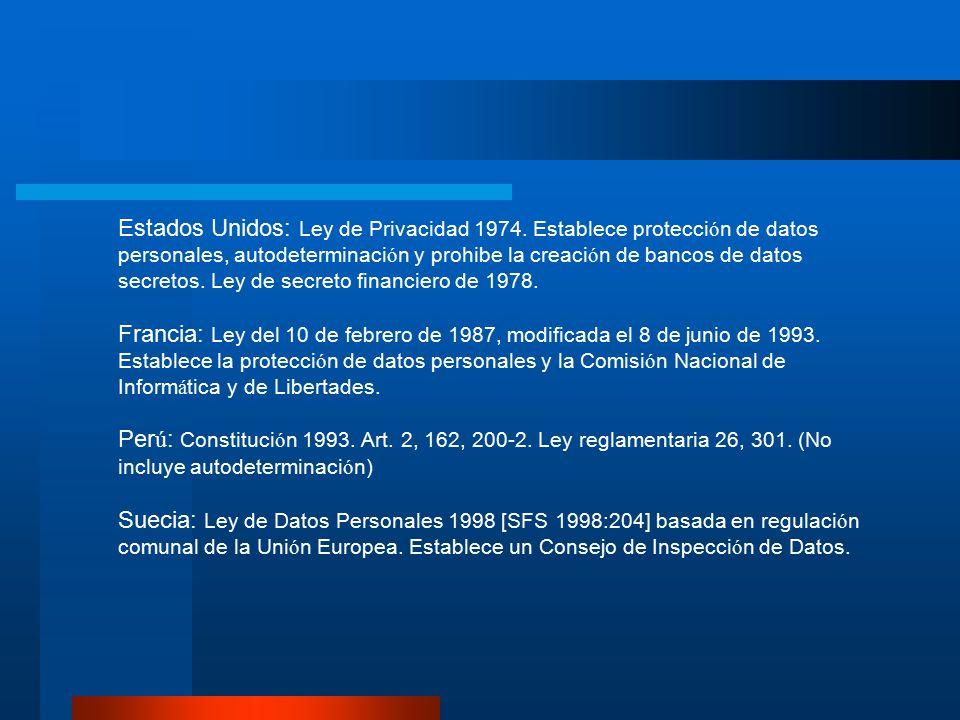 Experiencia comparada: Argentina: Constituci ó n 1994.