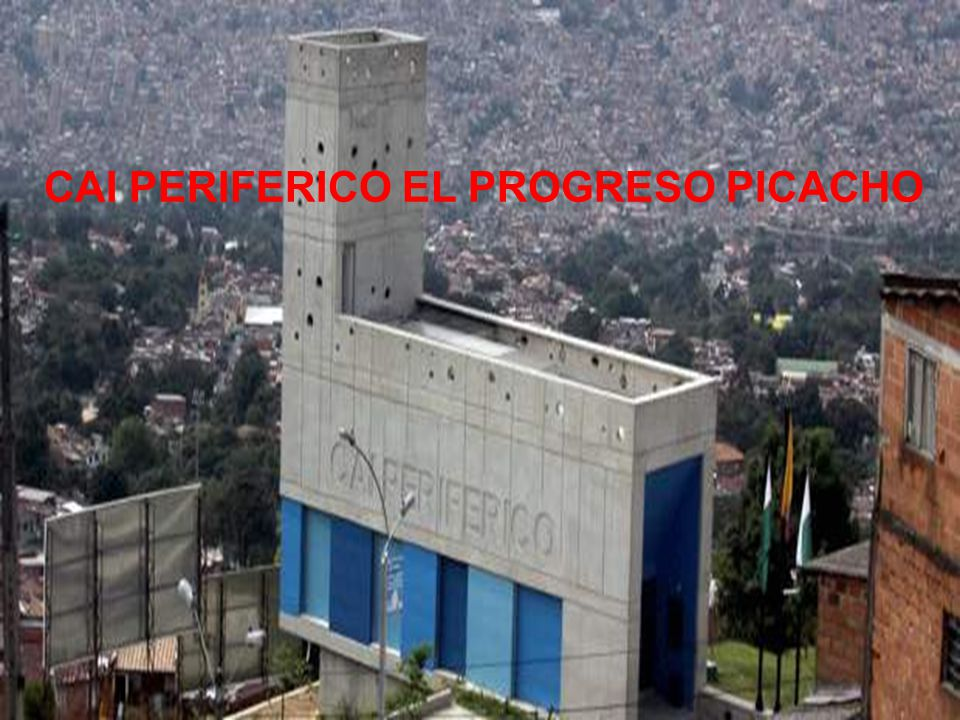 CAI PERIFERICO EL PROGRESO PICACHO