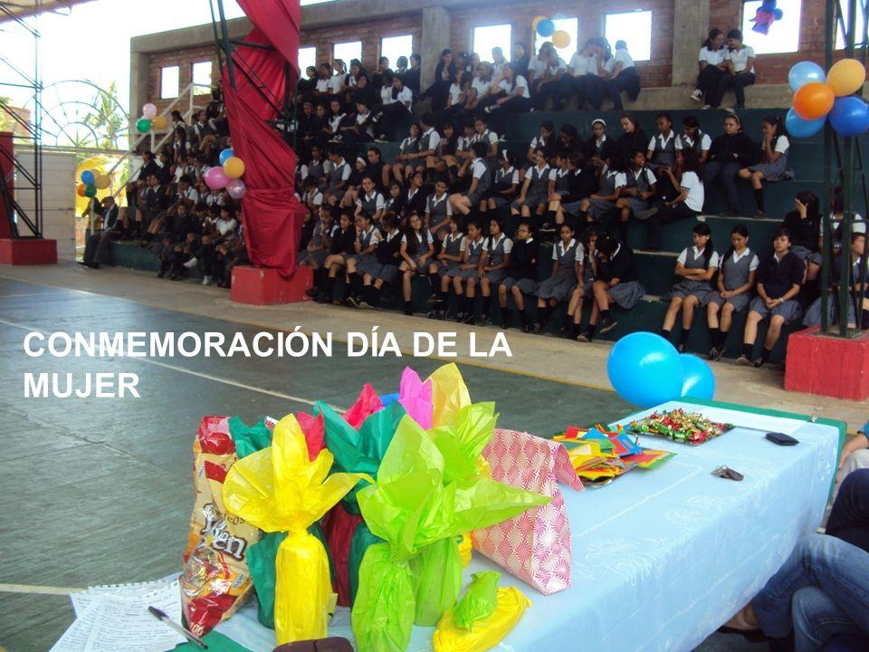 PERSONERÍA MUNICIPAL ARMENIA ANTIOQUIA 2008 - 2012 CONMEMORACIÓN DÍA DE LA MUJER