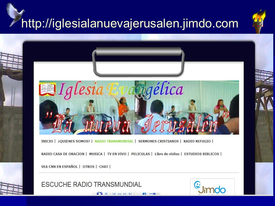 http://iglesialanuevajerusalen.jimdo.com