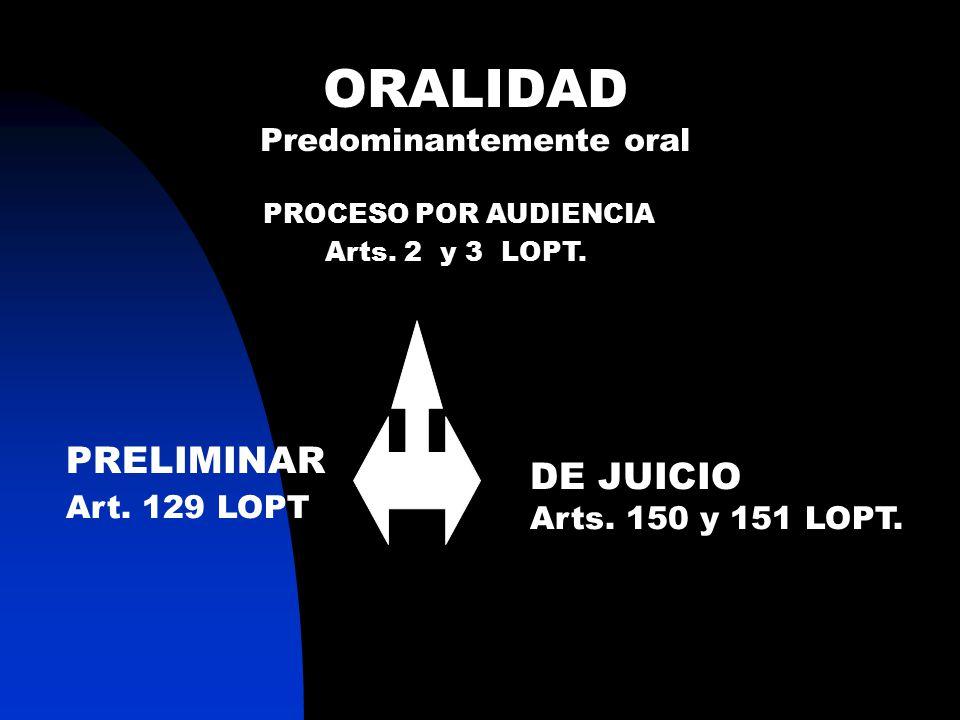 AUTONOMÍA, IMPARCIALIDAD Y ESPECIALIDAD DE LA JURISDICCIÓN LABORAL. Art. 2 y 3 de la LOPT. Art. 14