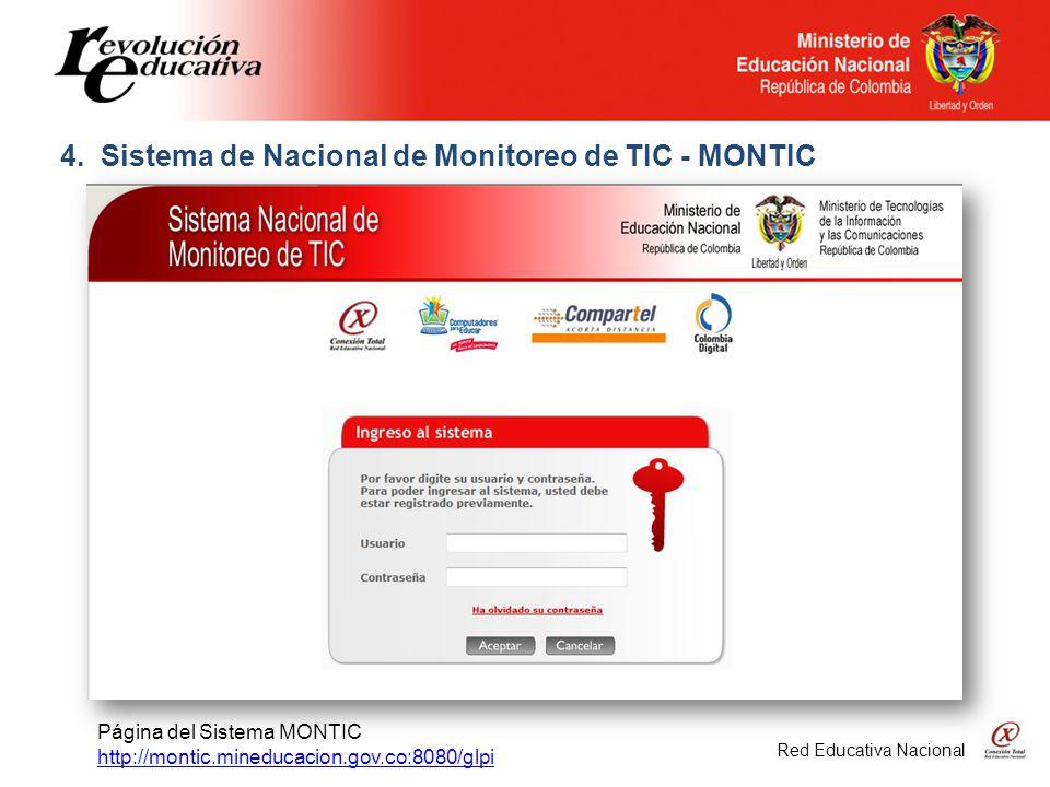 Red Educativa Nacional 4.