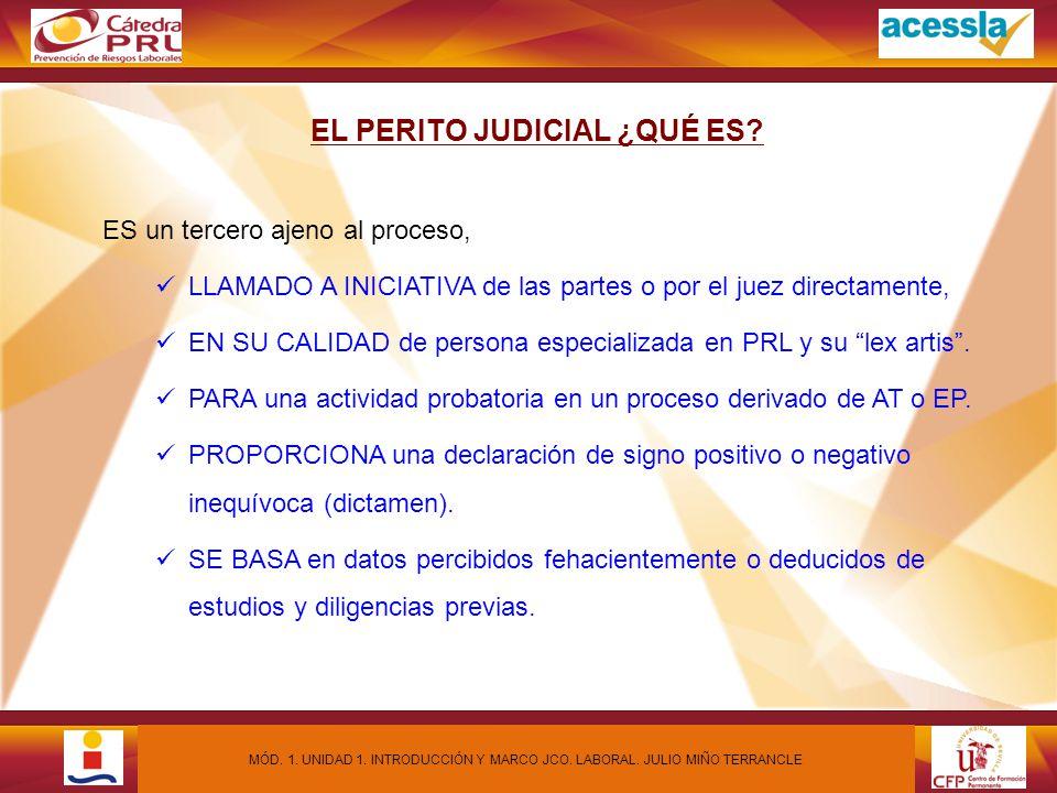 1. INTRODUCCIÓN Y MARCO JURÍDICO MÓD. 1. UNIDAD 1.