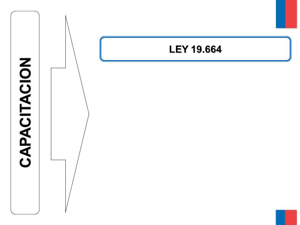 CAPACITACION LEY 19.664