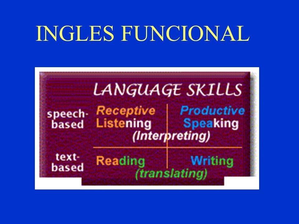 INGLES FUNCIONAL