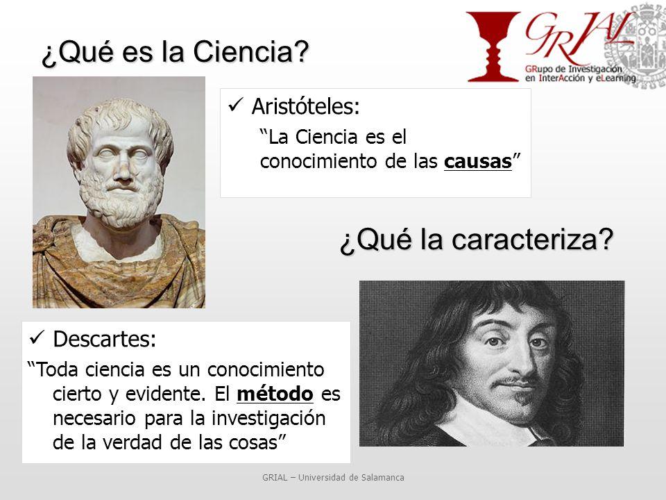 ¿Qué es la Ciencia.