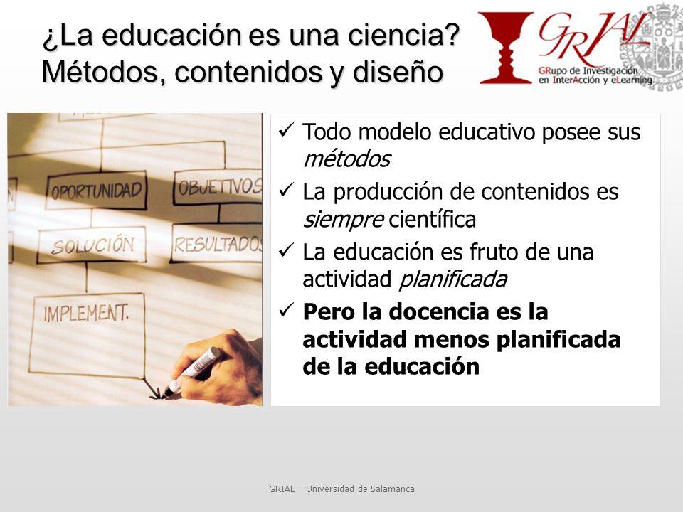 ¿La educación es una ciencia.