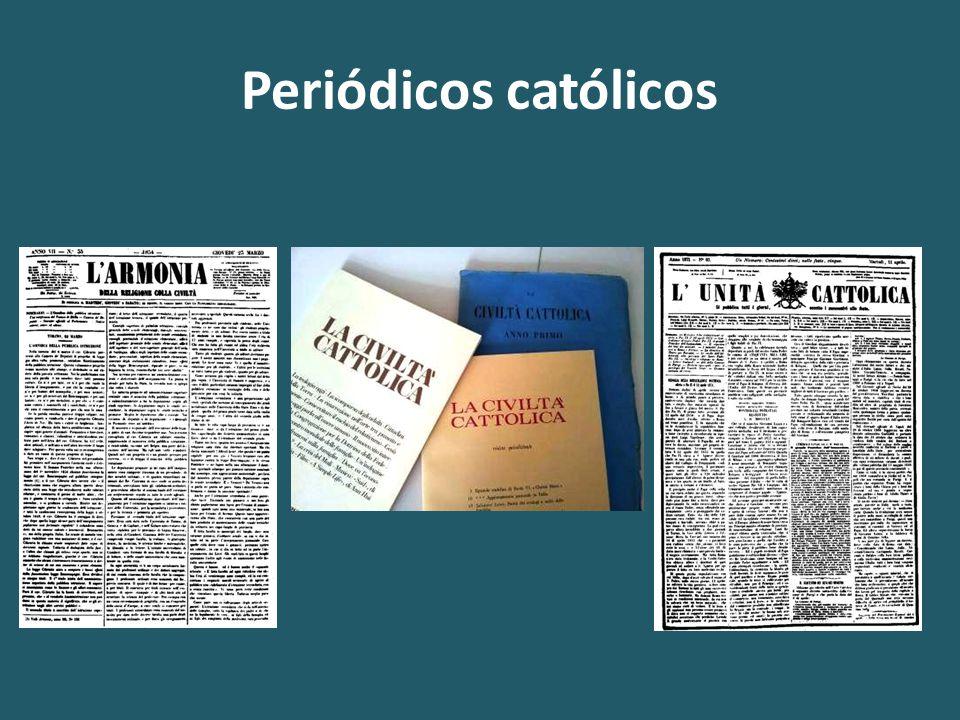 Periódicos católicos