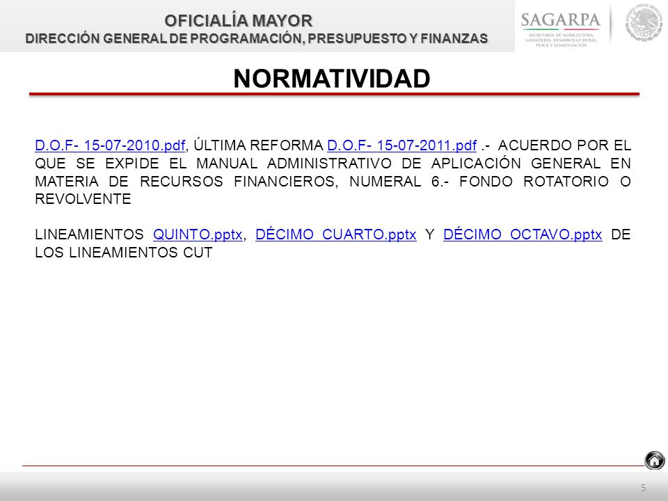 4 NORMATIVIDAD ARTÍCULO 46.pptx Y 51.pptx DE LA LEY FEDERAL DE PRESUPUESTO Y RESPONSABILIDAD HACENDARIA.