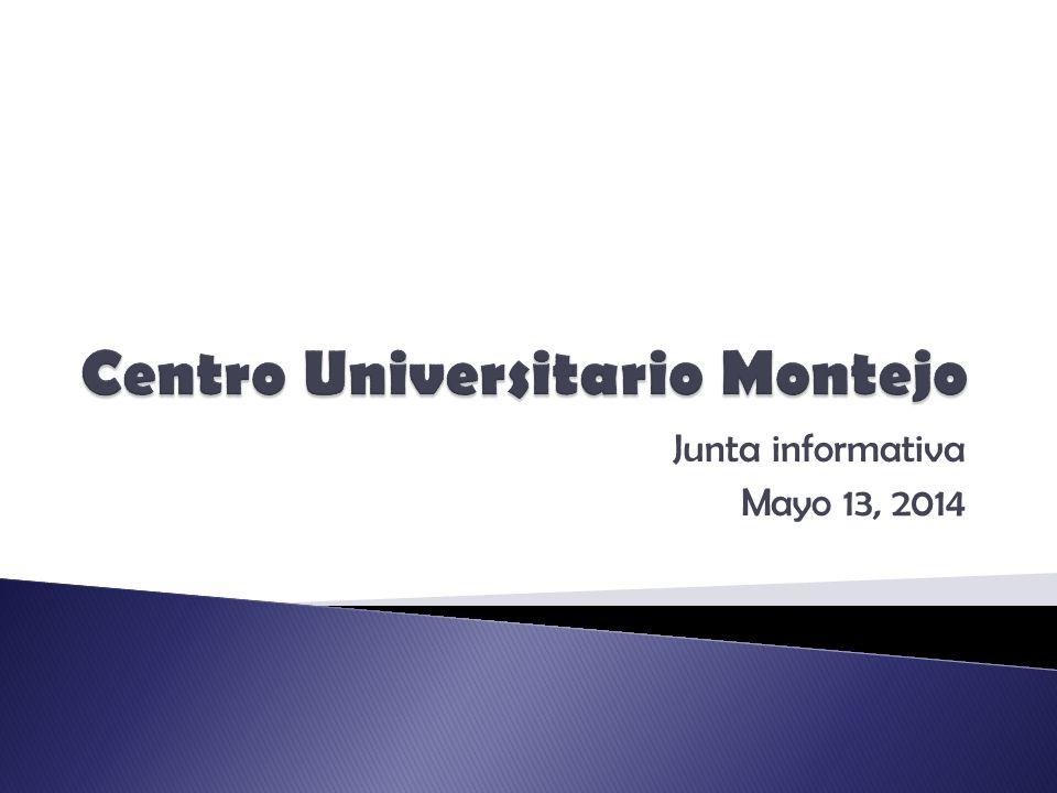 Junta informativa Mayo 13, 2014