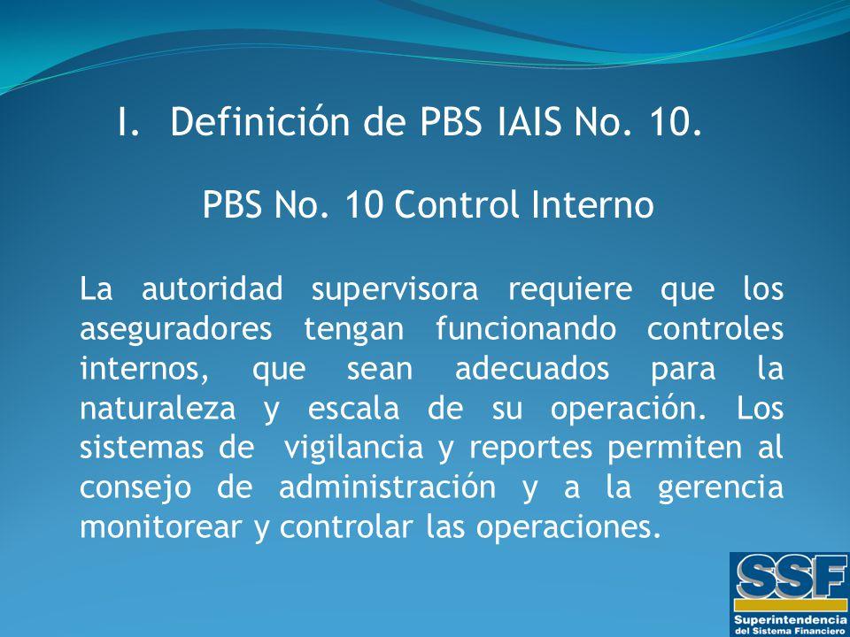 PBS No.