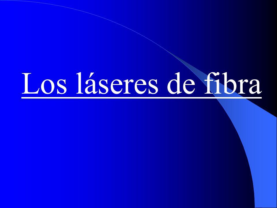 Los láseres de fibra