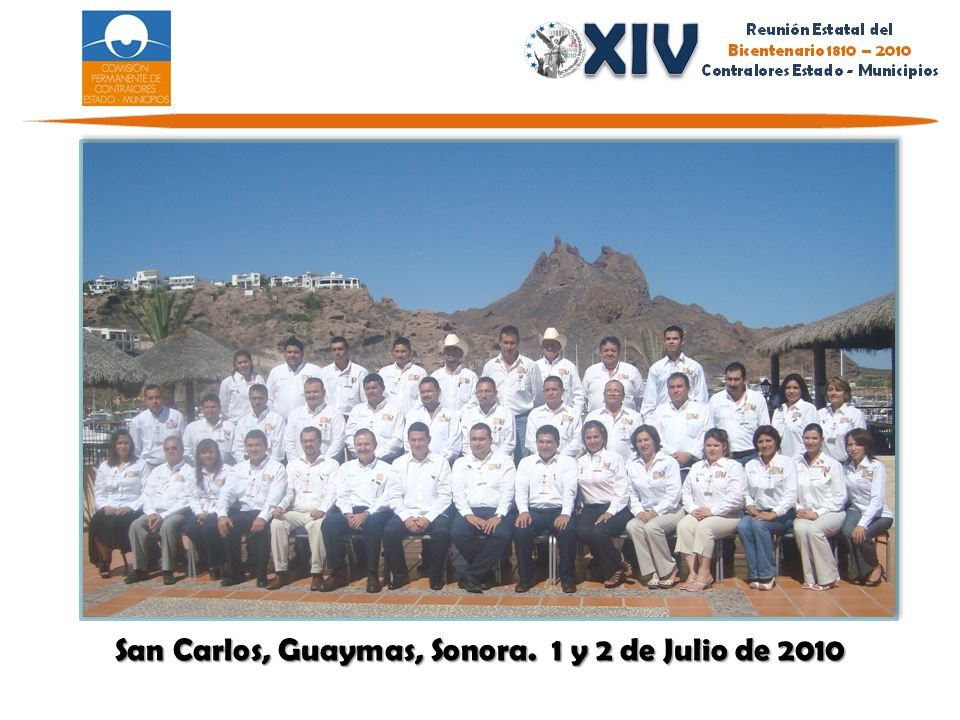 San Carlos, Guaymas, Sonora. 1 y 2 de Julio de 2010