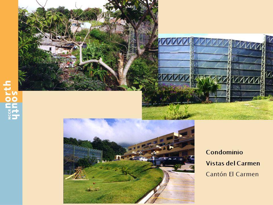 Condominio Vistas del Carmen Cantón El Carmen