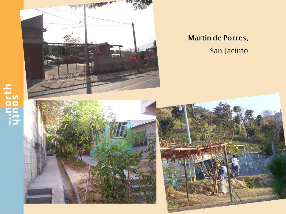 Martin de Porres, San Jacinto
