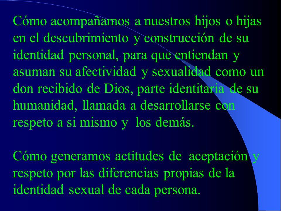Afectividad y Sexualidad en la Edad Juvenil Procesos del Desarrollo Afectivo-Sexual Criterios Formativos 5° a 8° Básico COLEGIO TERESIANO ENRIQUE DE OSSO