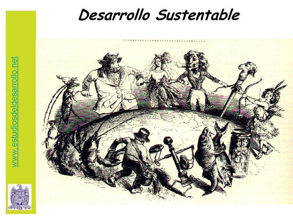 Desarrollo Sustentable www.estudiosdeldesarrollo.net