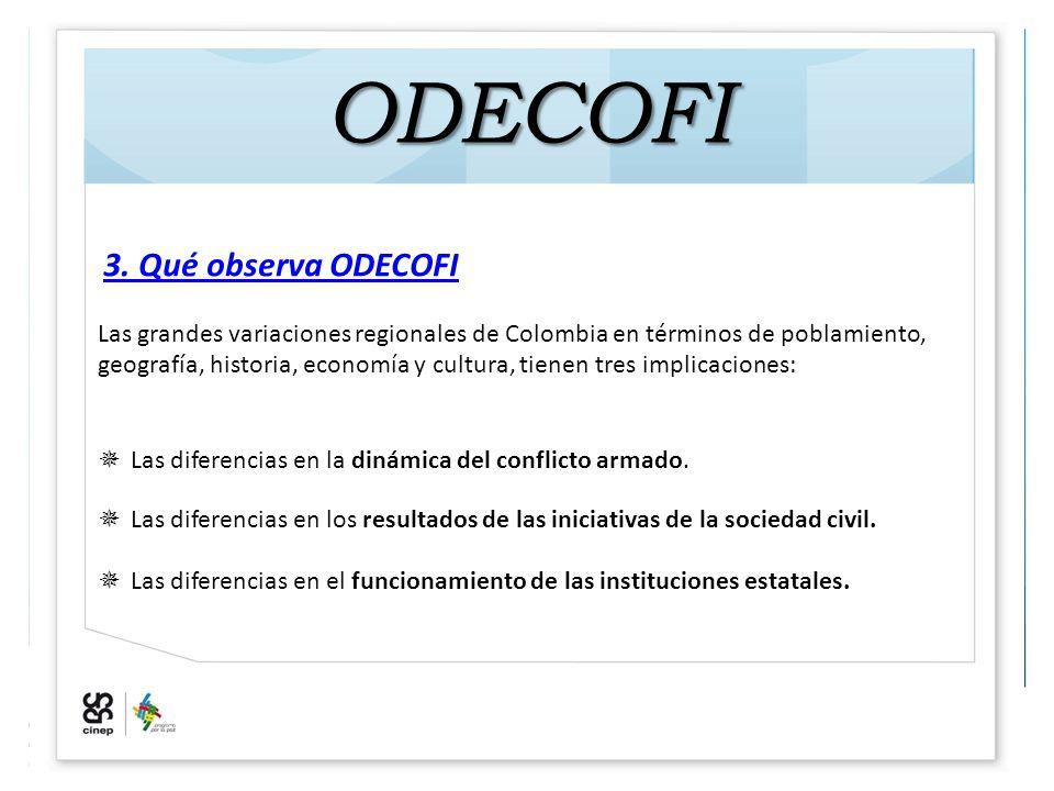 ODECOFI 3.