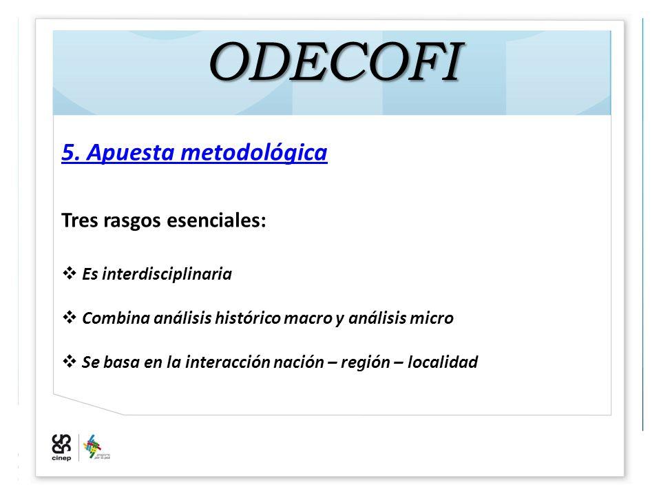 ODECOFI 5.