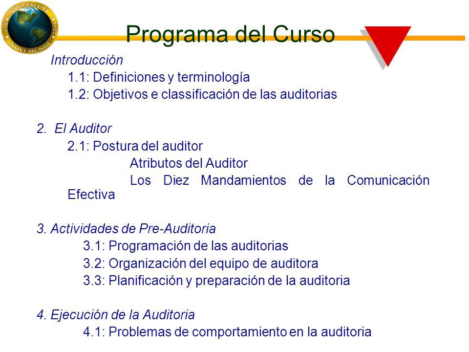 Programa del Curso 1.