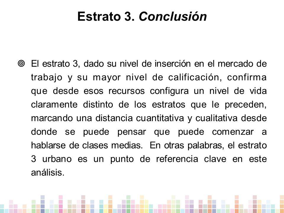 Estrato 3.