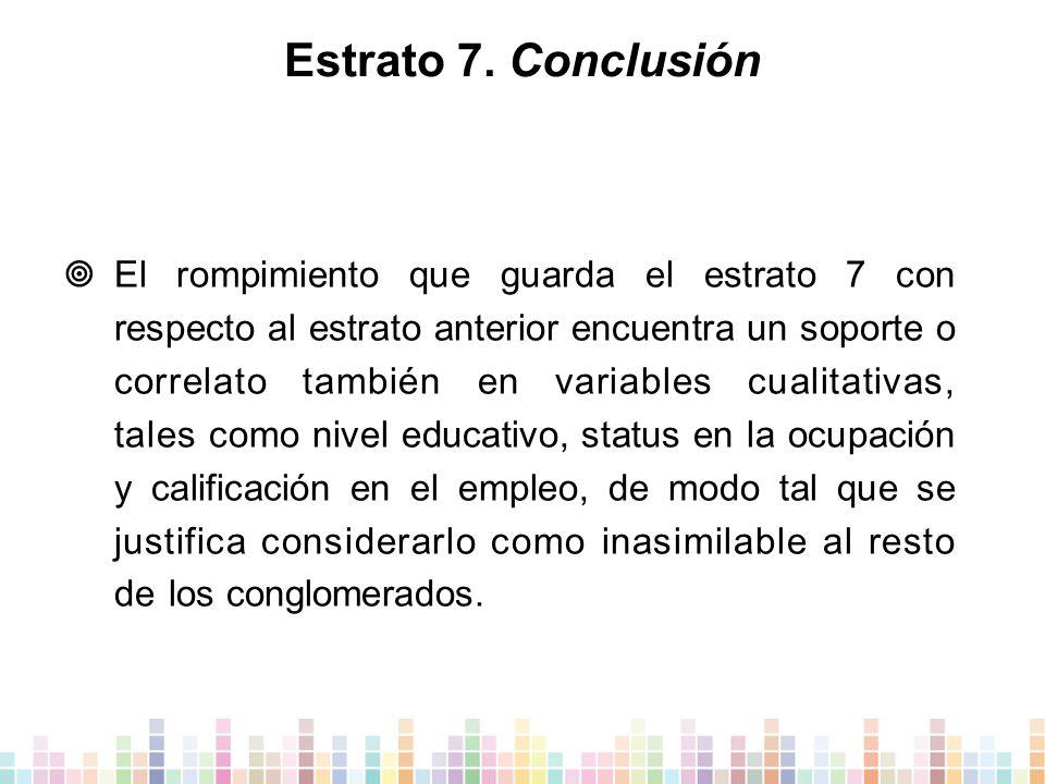 Estrato 7.
