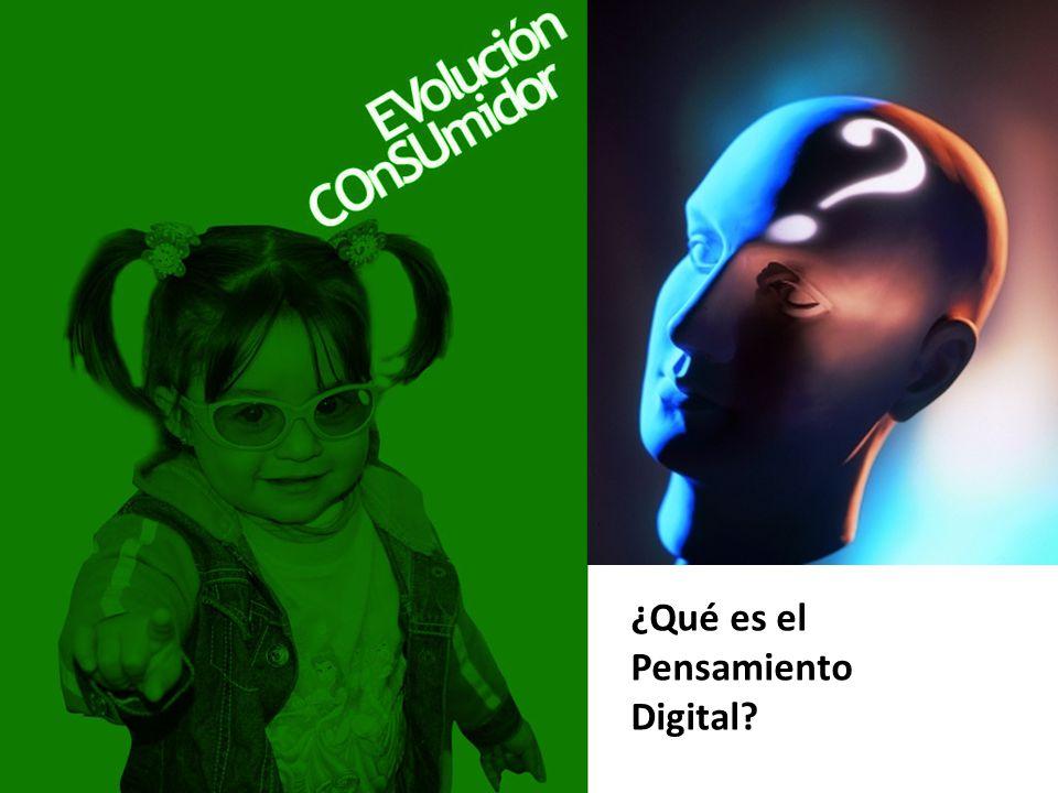 ¿Qué es el Pensamiento Digital