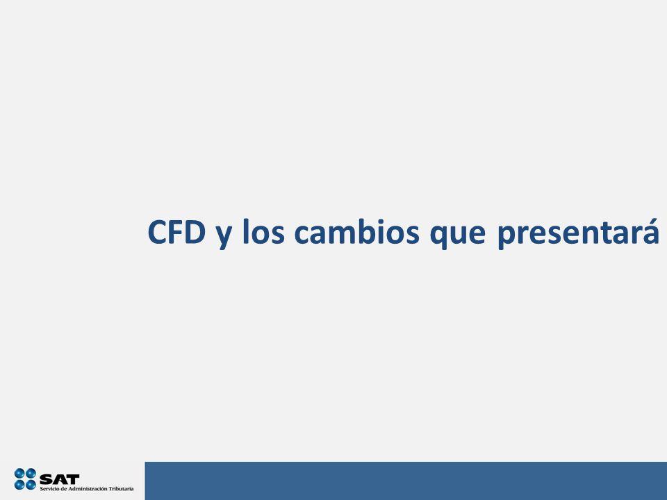 CFD y los cambios que presentará
