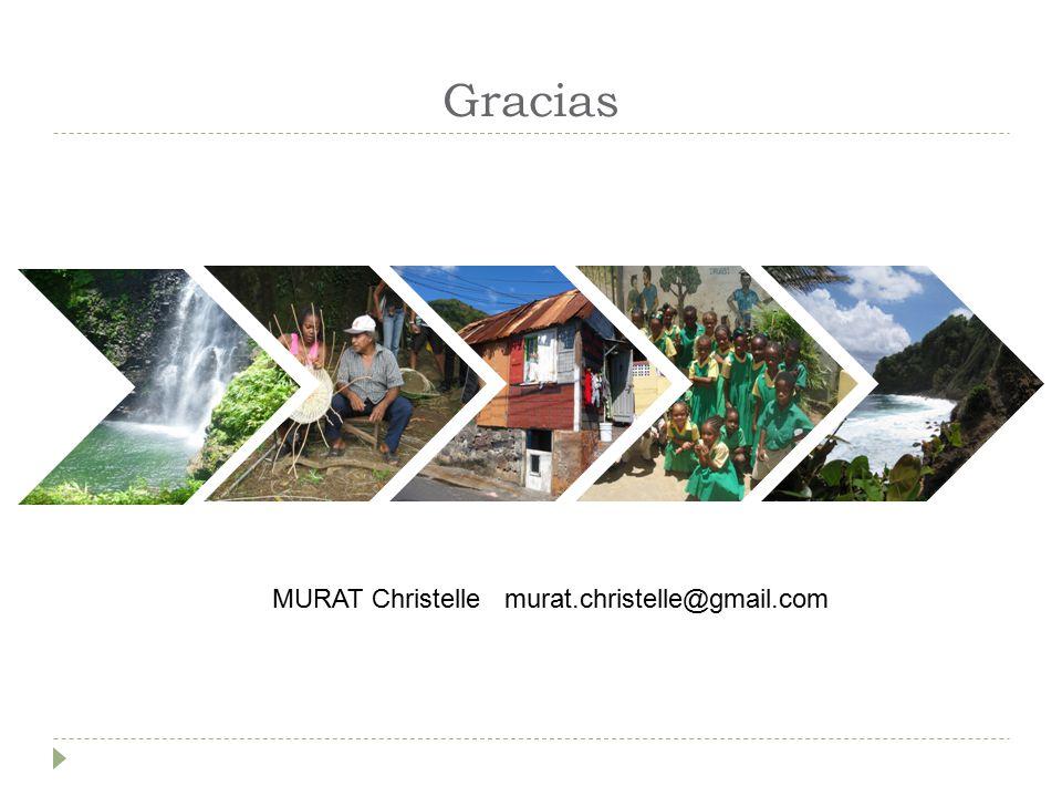 Gracias MURAT Christelle murat.christelle@gmail.com