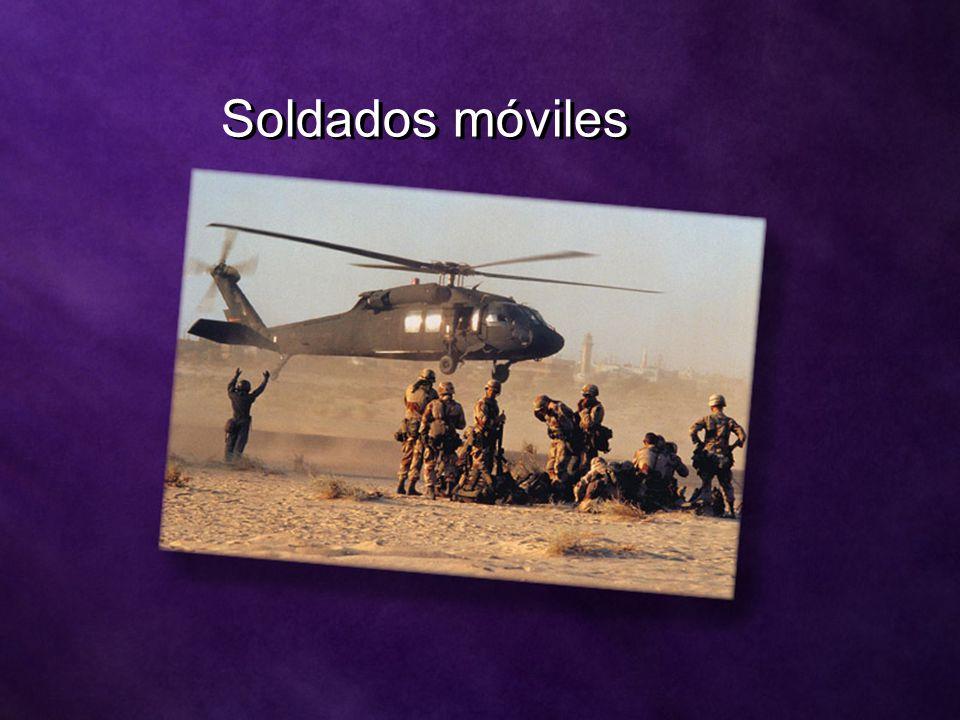 Soldados móviles