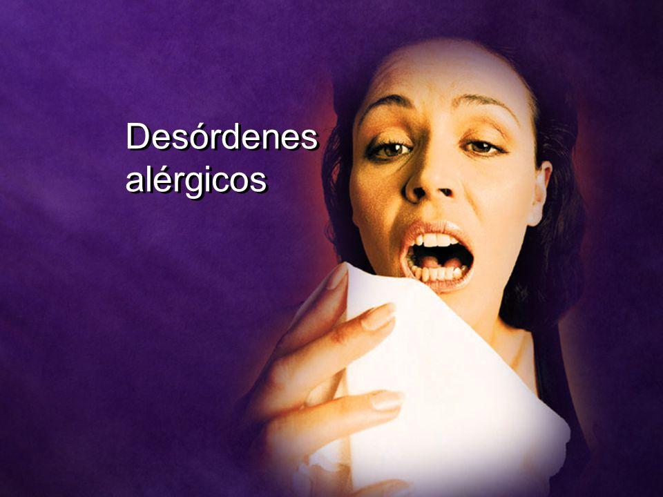 Desórdenes alérgicos