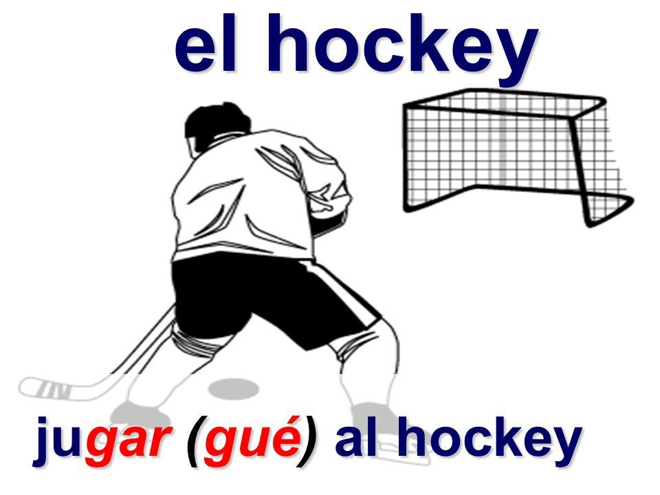 el hockey el hockey jugar (gué) al hockey jugar (gué) al hockey