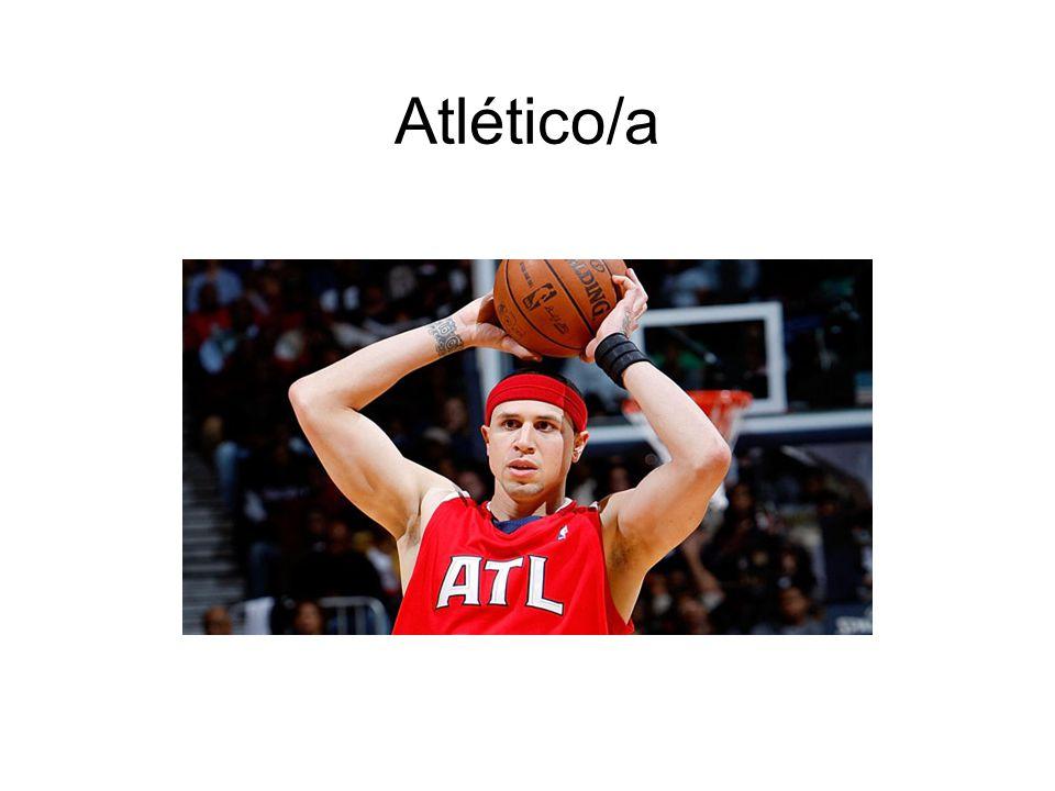 Atlético/a