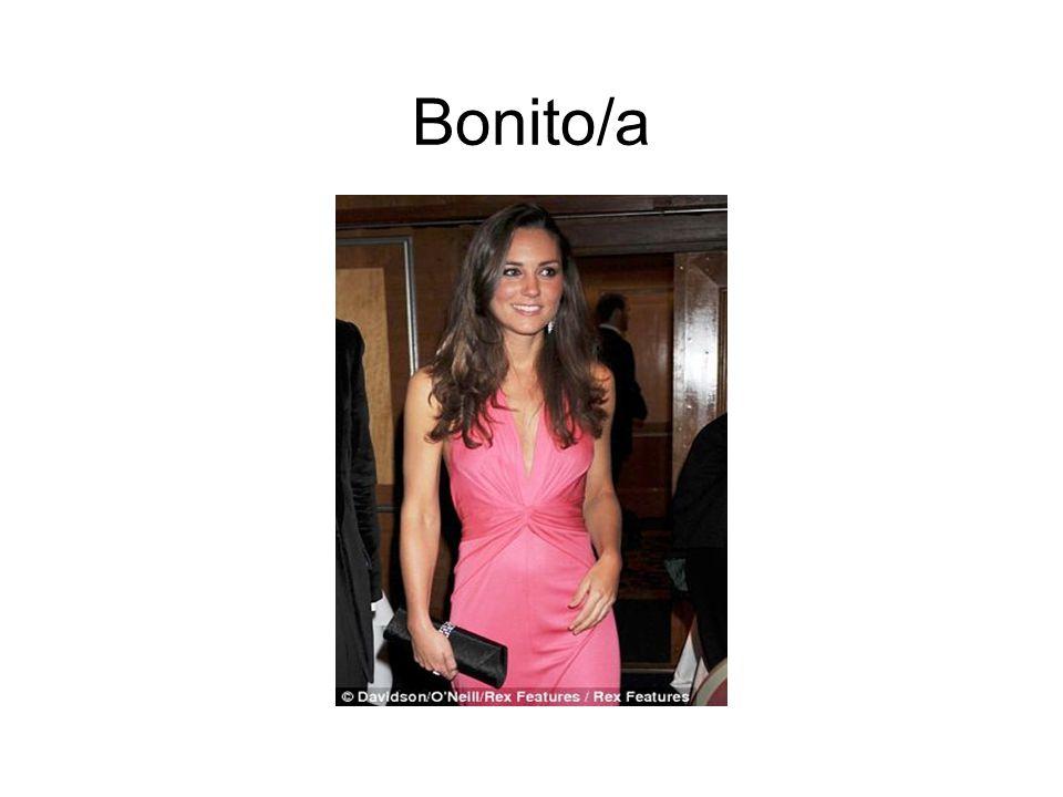 Bonito/a