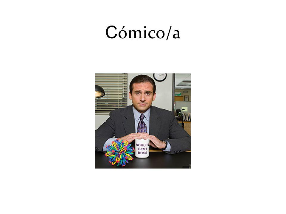 C ómico/a