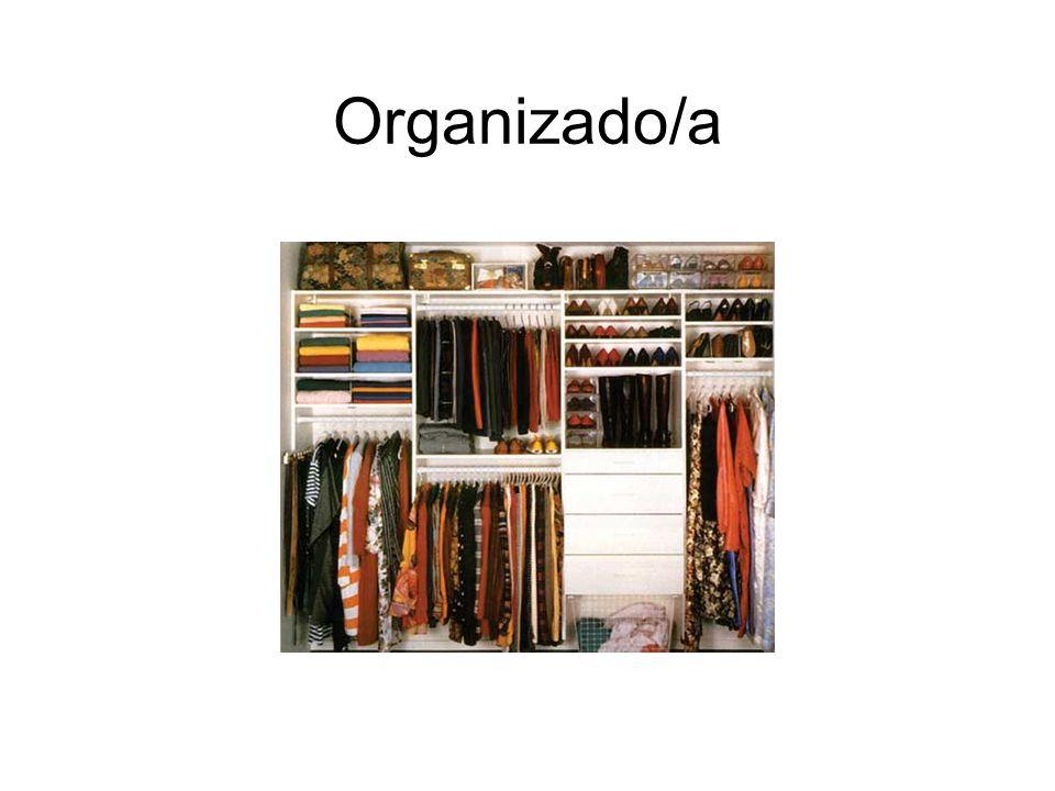 Organizado/a