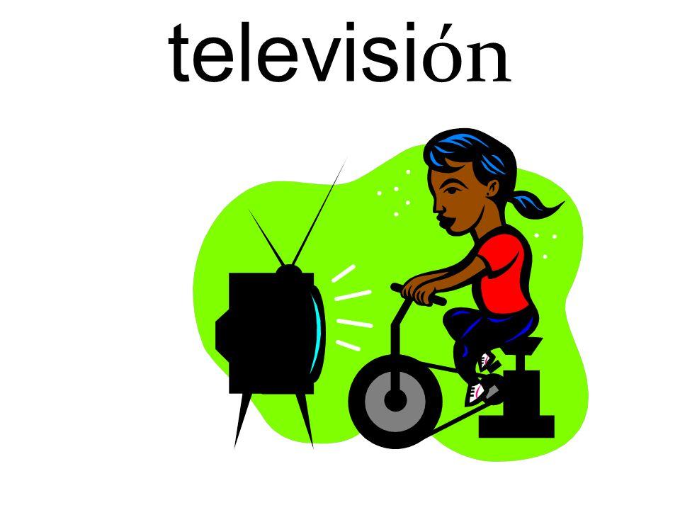 Mirar la televisi ón