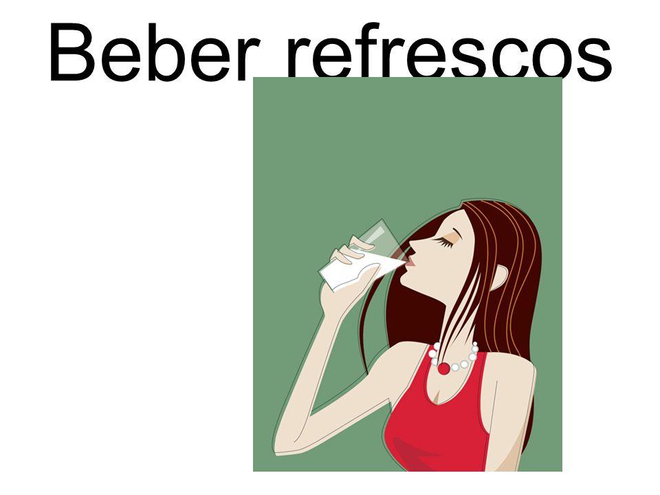 Beber refrescos
