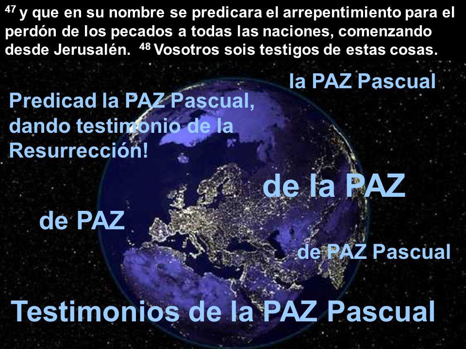 44 Y les dijo: Esto es lo que yo os decía cuando todavía estaba con vosotros: que era necesario que se cumpliera todo lo que sobre mí está escrito en la ley de Moisés, en los profetas y en los salmos.