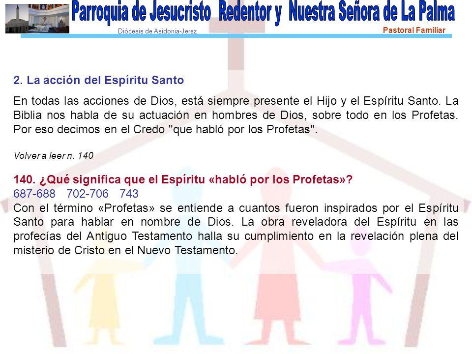 Diócesis de Asidonia-Jerez Pastoral Familiar 2.