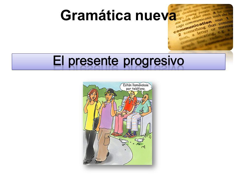 Gramática nueva