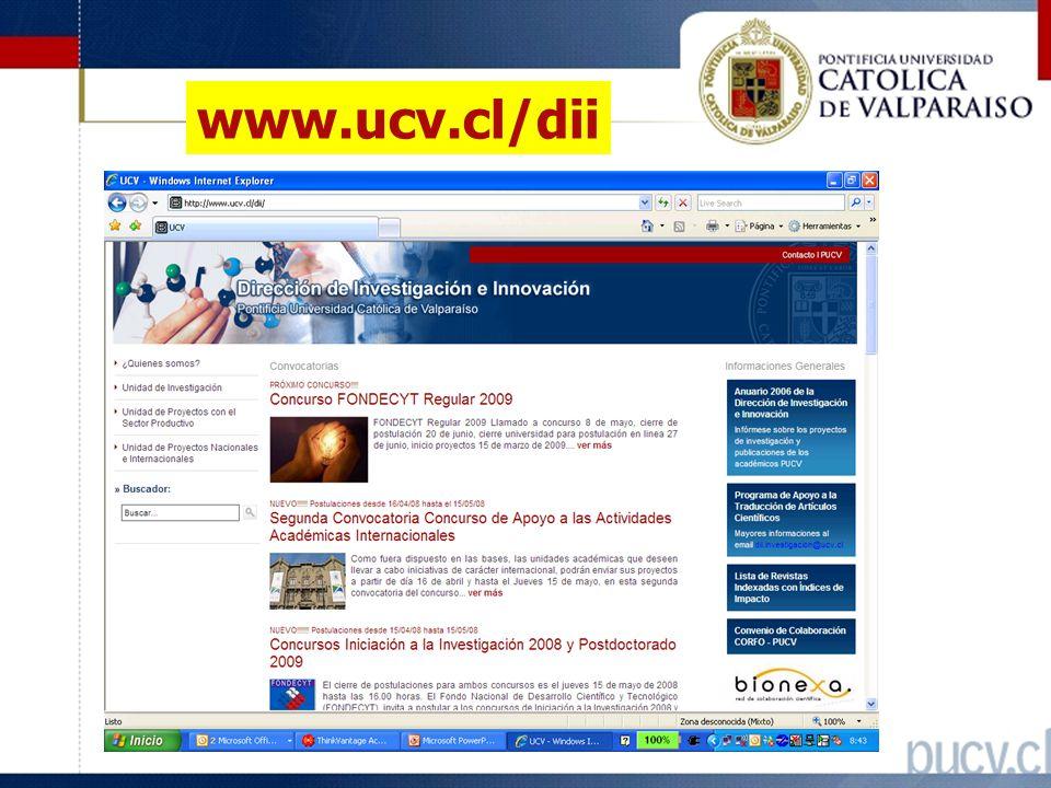 www.ucv.cl/dii