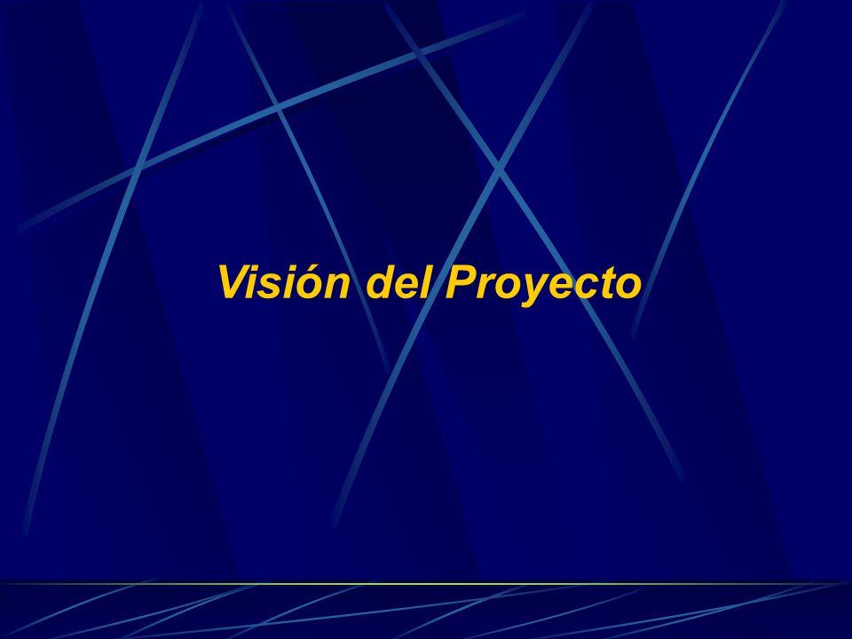 Visión del Proyecto