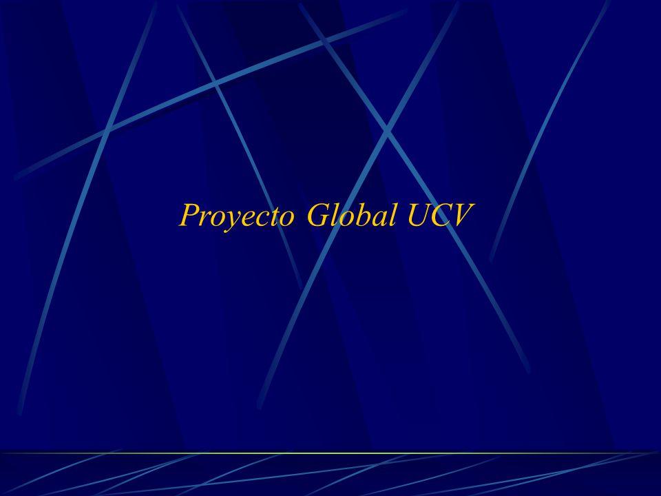 Proyecto Global UCV