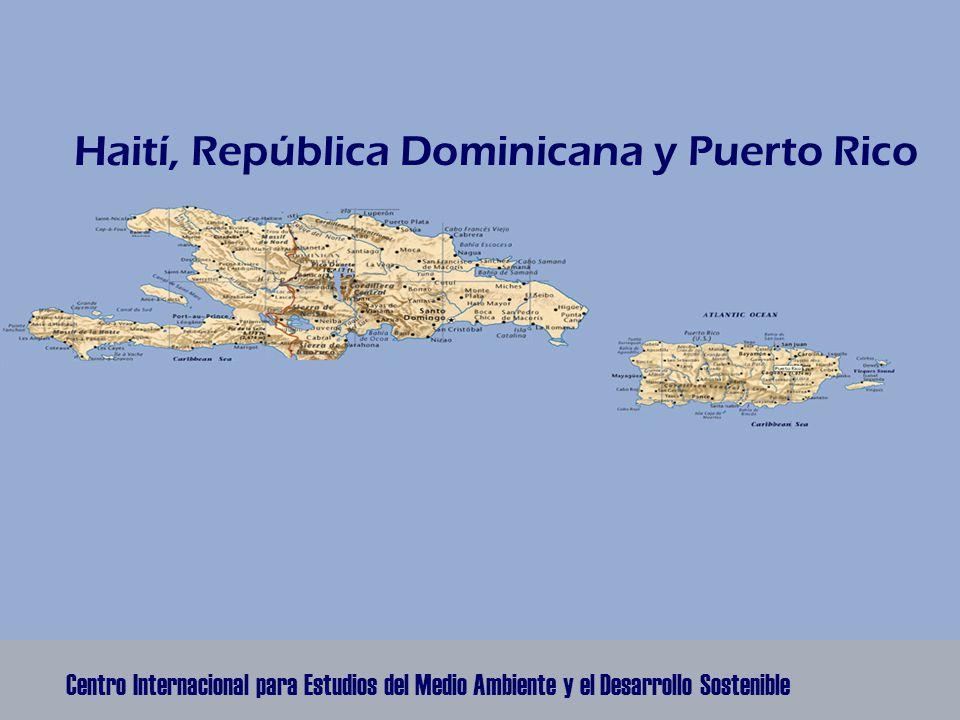Centro Internacional para Estudios del Medio Ambiente y el Desarrollo Sostenible Haití, República Dominicana y Puerto Rico