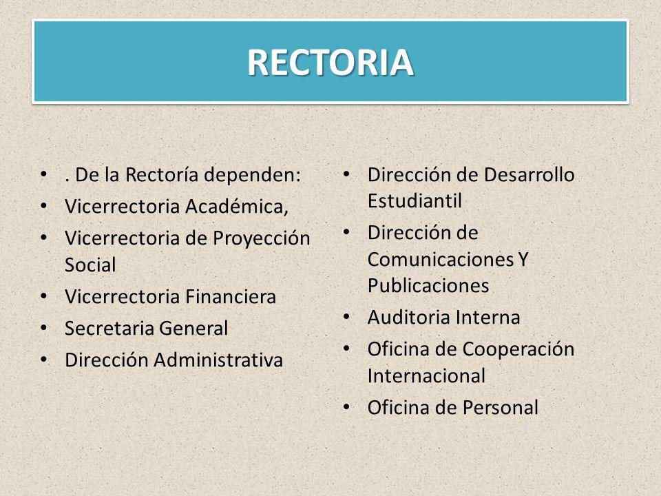 RECTORIARECTORIA.
