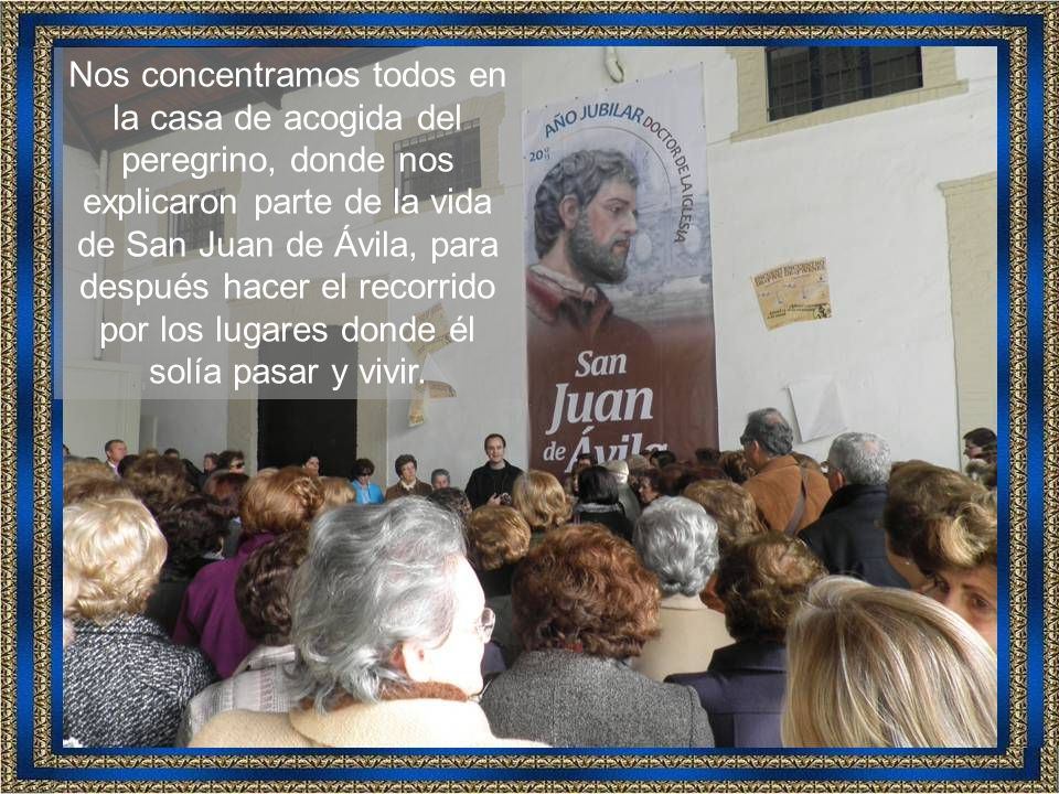 RETIRO CONVIVENCIA EN MONTILLA Adoración Nocturna Femenina Española 7 de abril de 2013