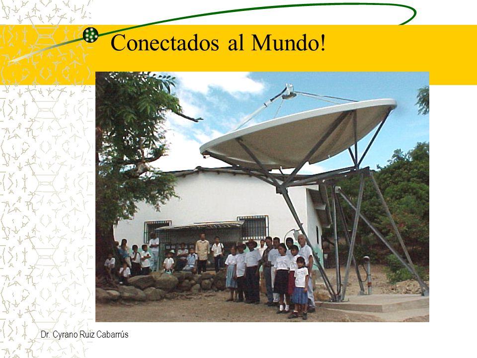Dr. Cyrano Ruiz Cabarrús Conectados al Mundo!